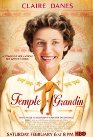 Temple Grandin Movie Cover