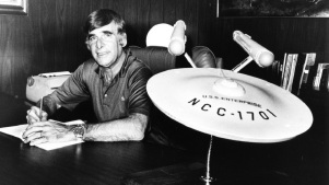 Gene Roddenberry August 19, 1921 – October 24, 1991 creator of Star Trek.